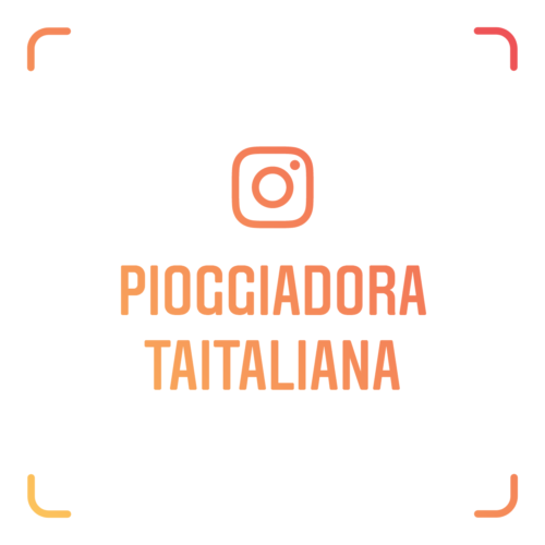 pioggiadorata su instagram
